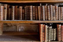 Bibliophilia  / by David Hall