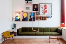 Wall - Home Decor / by visol
