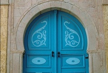 """Doors / """"There are so many doors to open. I am impatient to begin."""" Charlie Gordon from Flowers for Algernon by Daniel Keyes.   Feel free to invite other Pinner's by selecting """"Edit Board."""" / by Jennifer Thomson"""