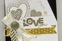 STAMPIN' UP! - I LOVE MY JOB!! / I can help you make these projects - Call me! / by Jennifer Burns