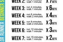 Go Workout / by Jennifer Koerten