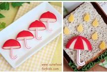 Super Kawaii Bento Lunches / by Veronica Chambers