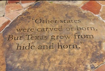 TEXAS Proud! / All things that make Texas unique.... / by DK Montague