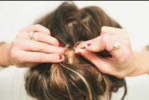 hair & beauty / by Emily VanDerwerken