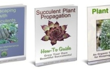 Gardening, Succulent & Xeriscaping E-Books / E-books are a great way to add to your vocabulary, find some tips about your latest passion, and learn about some favorite hobbies. / by Drought Smart Plants