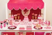 Barbie Party / by Angie Green