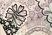 Doodling.... / by Sandi Padworski-Woods