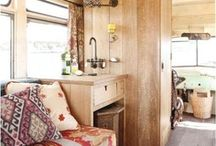 Trailors+Campers+Tiny Homes / by Sandi Padworski-Woods