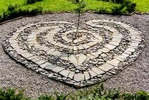 Garden Hearts / Love your garden?  Show it with a few hearts... / by Drought Smart Plants