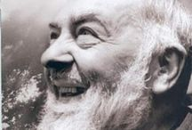 Padre Pio / by Anna D.