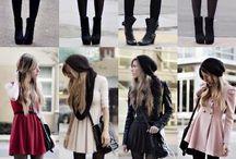 Fashion  / by Jessica McCoy