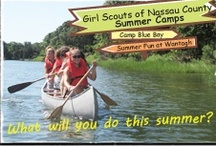 Programs & Activities for Girl Scouts / by Girl Scouts of Nassau County