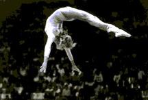 Sports: Gymnastics / by William Gibson