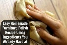 Great Household Tips! / Household, health & beauty home remedies. / by Kimberly Clare