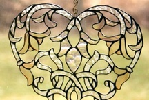 ♡ Beautiful stained glass / by ♡ Isobel Van Den Bosch
