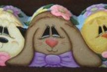 Easter Crafts and Ideas / by Ruth Gooch Reighard