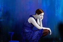 ♡ Blue / by ♡ Isobel Van Den Bosch