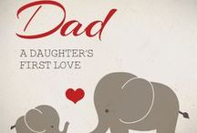 FATHER'S DAY QUOTES / We love our dads! / by LEGiT