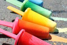 Juegos / Juegos y actividades para hacer con pompones o sin ellos... Que a todos nos gusta jugar! / by Paula Mariani