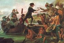 Rhode Island history / Scenes from Rhode Island's history / by I {heart} Rhody