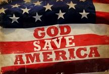 Politics, patriotism, political incorrectness, correctness & propaganda / America, I love you. / by Jody Gunn Phelps
