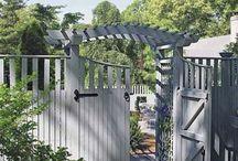 Garden, Deck & Porch Ideas / outdoors / by Kristin Walton