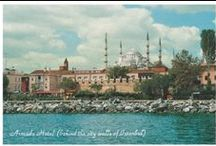 Armada Hotel - Old City - Sultanahmet / For Anyone Seeking an Authentic Istanbul Lifestyle in Istanbul! (Sultanahmet, Ahirkapi) / by Armada Istanbul