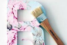 DIY & Crafty Ideas / by Nelisa Holt