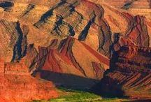 Geology / Anything Geological from outcrops to airphotos, fossils to maps. / by Lynn Recker