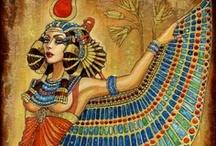 Walk Like an Egyptian / by Gwen Gyldenege