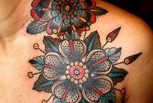 Tattoos / by Kelly McCown