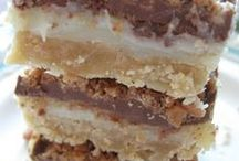Bars and Brownie Recipes / by Jennifer Aaronson Stewart