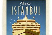 istanbul posters / by Armada Istanbul