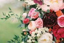 Wedding Flower Inspirations / by Armada Istanbul