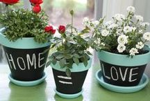 Outdoor Decor / Gardening / by Jamielyn - I Heart Naptime