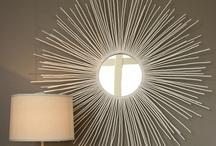 Decor: Mirror, Mirror / by Tina Smith-Peterson