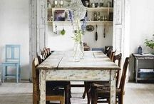 Dining Room / Dining and table sets / by Shelby Gebhart