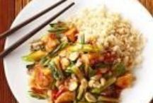Low-Carb Recipes / Whether you're looking for low-carb dinners, desserts, or snacks, we have something here that will meet your diabetic meal plan and satisfy your taste buds.      / by Diabetic Living