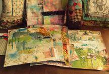 Art Journal / by Pamela