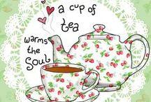 Tea  / by marilyn ♥