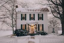 houses / by Mary Ferrara