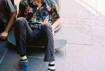 shorts shoes n shit / my idea of trendy men's fashion / by sam sciarra
