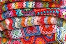 knit & stitch  / by Juliane Johnson
