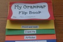 Grammar / by Ally Silverberg