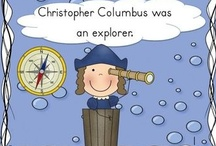 Columbus Day / by Ally Silverberg