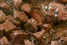 Beef Recipes / by Nicole Dunning- Weaverling