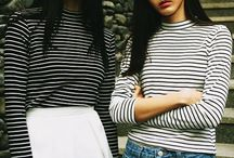 STRIPES / by ∪♡ T△H◯R|