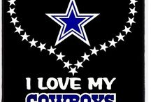 Dallas Cowboys ❤ / Love my CoWbOyS!!!!!  / by Linda Cravey