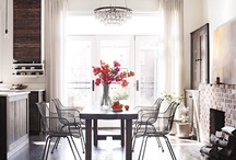 Dining Room / by Danae Grace