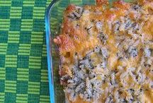 Side Dishes / Delicious side dish recipes to compliment any meal. / by Crystal@MoneySavingMom.com